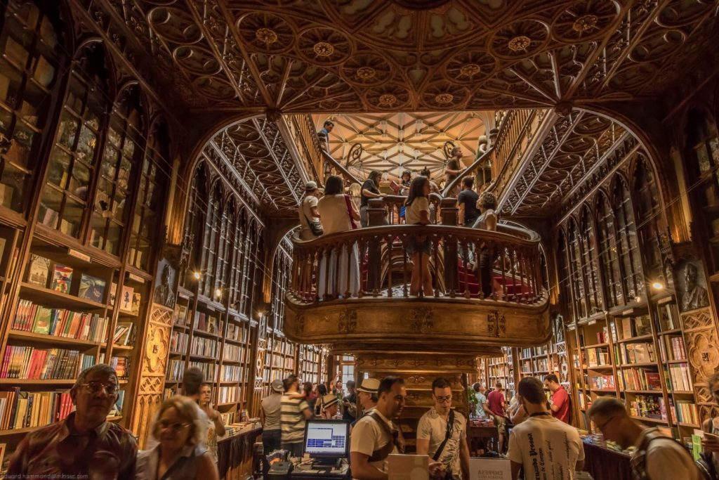 librairie porto