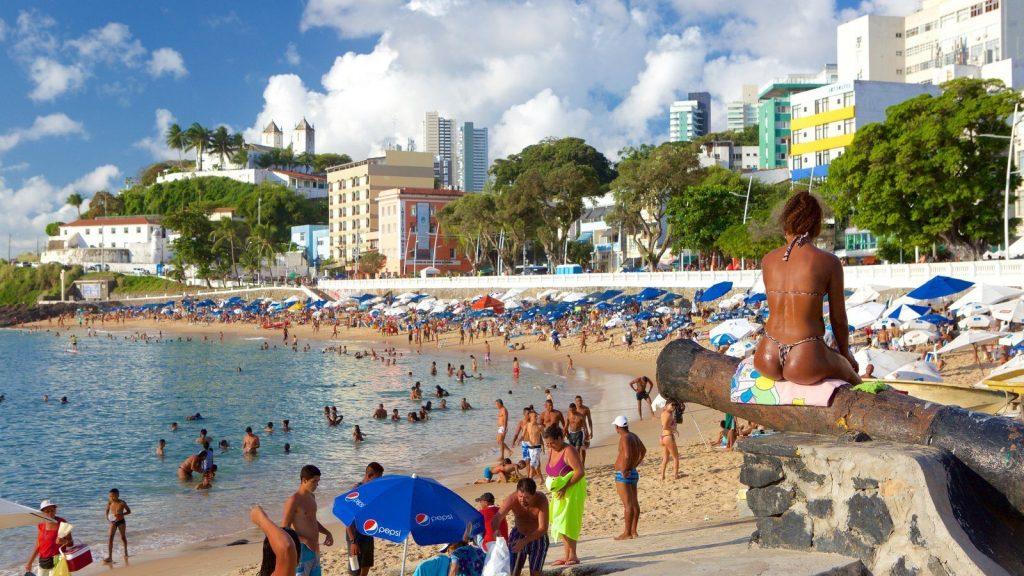 plage porto